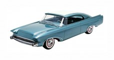 Chrysler Norseman Year 1956 Light Blue Metallic 1:18 Minichamps 107143320