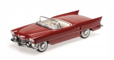 Cadillac LeMans Dream Car Year 1953 Red 1:18 Minichamps 107148231