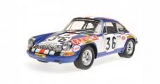 Porsche 911S #36 24h LeMans 1971 Waldegard Cheneviere 1:18 Minichamps 107716836