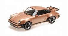 Porsche 911 (930) Turbo 1977 Pink Metallic 1:12 Minichamps 125066124