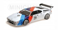 BMW M1 Procar Motorsport CLAY REGAZZONI Procar Series 1979 White 1:12 Minichamps 125792928