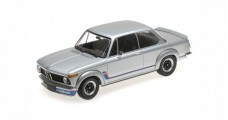 BMW 2002 Turbo 1973 Silver 1:18 Minichamps 155026201