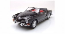 Volkswagen VW Karmann Ghia 1970 Convertible Black 1:18 Minichamps 155054031
