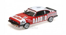 FORD ENGLAND CAPRI 3.0 TEAM SERGE BASTOS RACING N 8 24h SPA 1980 E.SOTO P.HONEGER  J.P.LIBERT Minichamps 155808608