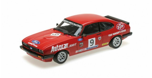 Ford Capri 3.0-Winner Brands Hatch BSCC 1979 1:18 Minichamps 155808608