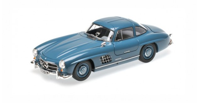 Minichamps 180039007 mercedes benz 300sl w198 coupe year for Miniature mercedes benz models