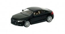 Audi TT 2006 Black 1:43  Minichamps 400015020