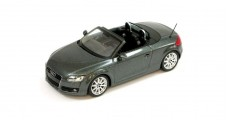 Audi TT Roadster 2006 Grey 1:43 Minichamps 400015030