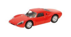 Porsche 904 GTS Red 1:43 Minichamps 400065722