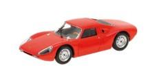 Porsche 904 GTS Red 1:43 Minichamps 400065722
