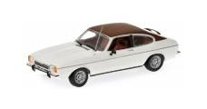 Ford Capri 1974 White 1:43 Minichamps 400081207