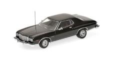 Ford Torino 1976 Black 1:43 Minichamps 400085201