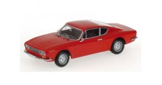 Ford OSI 20M TS 1967Red 1:43 Minichamps 400087021