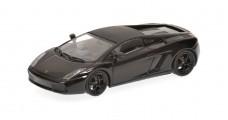 Lamborghini Gallardo 2006 Black 1:43 Minichamps 400103504