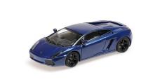Lamborghini Gallardo 2006 Blue 1:43 Minichamps 400103505