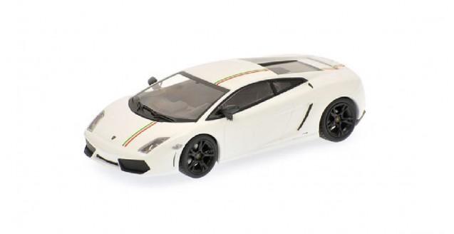 Lamborghini Gallardo LP550-2 Tricolor 1:43 Minichamps 400103801