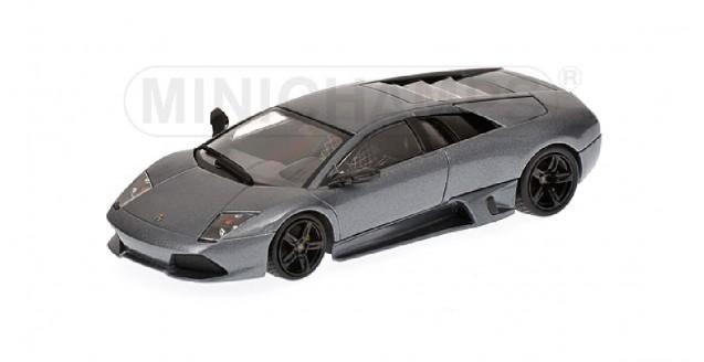 Lamborghini Murcielago LP640 2006 Grey 1:43 Minichamps 400103920