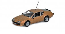 Renault Alpine A310 1976 Copper 1:43  Minichamps 400113500