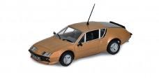 Renault Alpine A310 1976 Copper 1:43  Minichamps 400113500