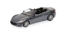 Maserati GranCabrio 2010 Grey 1:43 Minichamps 400123931