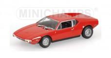 De Tomaso Pantera 1972 Red 1:43 Minichamps 400127500