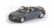 AUDI TT ROADSTER 1999 Met Grey 1:43 Minichamps 430017235