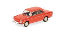 BMW 700LS 1960 Red 1:43 Minichamps 430023704