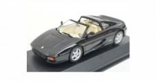 Ferrari F355 Targa 1994 Black 1:43 Minichamps 430074050