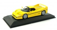 Ferrari F50 1995 Yellow 1:43 Minichamps 430075151