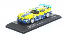 Dodge Viper GTS-R Team Belmondo Le Mans 1999 Yellow 1:43 Minichamps 430991454
