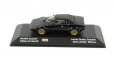 Lancia Stratos Autohebdo Black 1:43 Minichamps 433125025