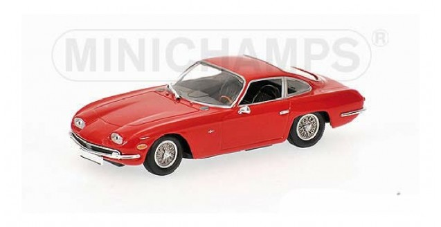 Lamborghini 350 GT 1964 Red1:43  Minichamps 436103200