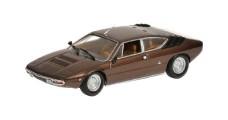 Lamborghini Urraco 1972 Brown 1:43 Minichamps 436103320