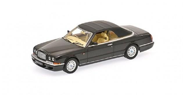 Bentley Continental Azure 1996 Black 1:43 Minichamps 436139930