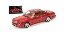Bentley Continental SC 1996 Red 1:43 Minichamps 436139991