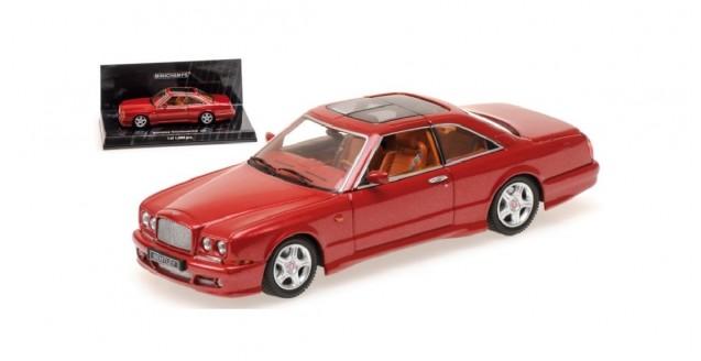 Bentley Continental SC 1996 Red 1:43 Minichamps 436139991