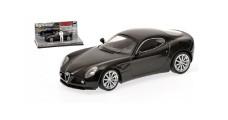 Alfa Romeo 8C Competizione Black 1:43  Minichamps 519431200