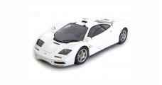 McLaren F1 Road Car 1994 White 1:18 Minichamps 530133424