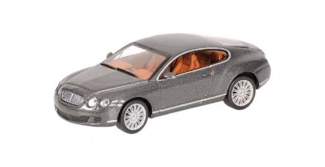 Bentley Continental GT 2008 1:64 Minichamps 640139600