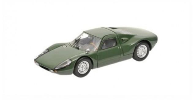 Porsche 904 Gts 1964 Green 1:87 Minichamps 877065722