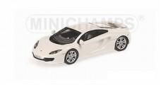 McLaren 12C 2012 White 1:87 Minichamps 877133021