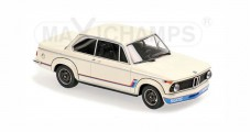 BMW 2002 TURBO 1973 White Minichamps 940022201