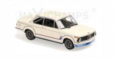 BMW 2002 TURBO 1973 White Minichamps 940022201