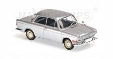 Bmw 700 LS 1960 Silver Maxichamps Minichamps 940023700