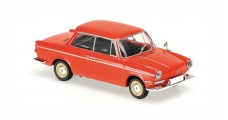 Bmw 700 LS 1960 Red Maxichamps Minichamps 940023701