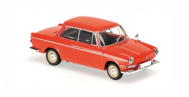 Bmw 700 LS 1960 Red Maxichamps Minichamps 940023701