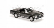 Mercedes 230SL 1965 Grey Metalic 1:43 Minichamps 940032231