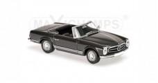 Mercedes 230SL 1965 Grey Metalic 1:43 Minichamps 940032231