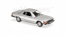 Mercedes-Benz 450 SLC R107 Year 1974 Silver 1:43 Minichamps 940033421