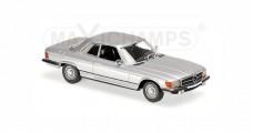 Mercedes-Benz 450 SLC R107 Year 1974 Silver 1:43 Minichamps 940033421
